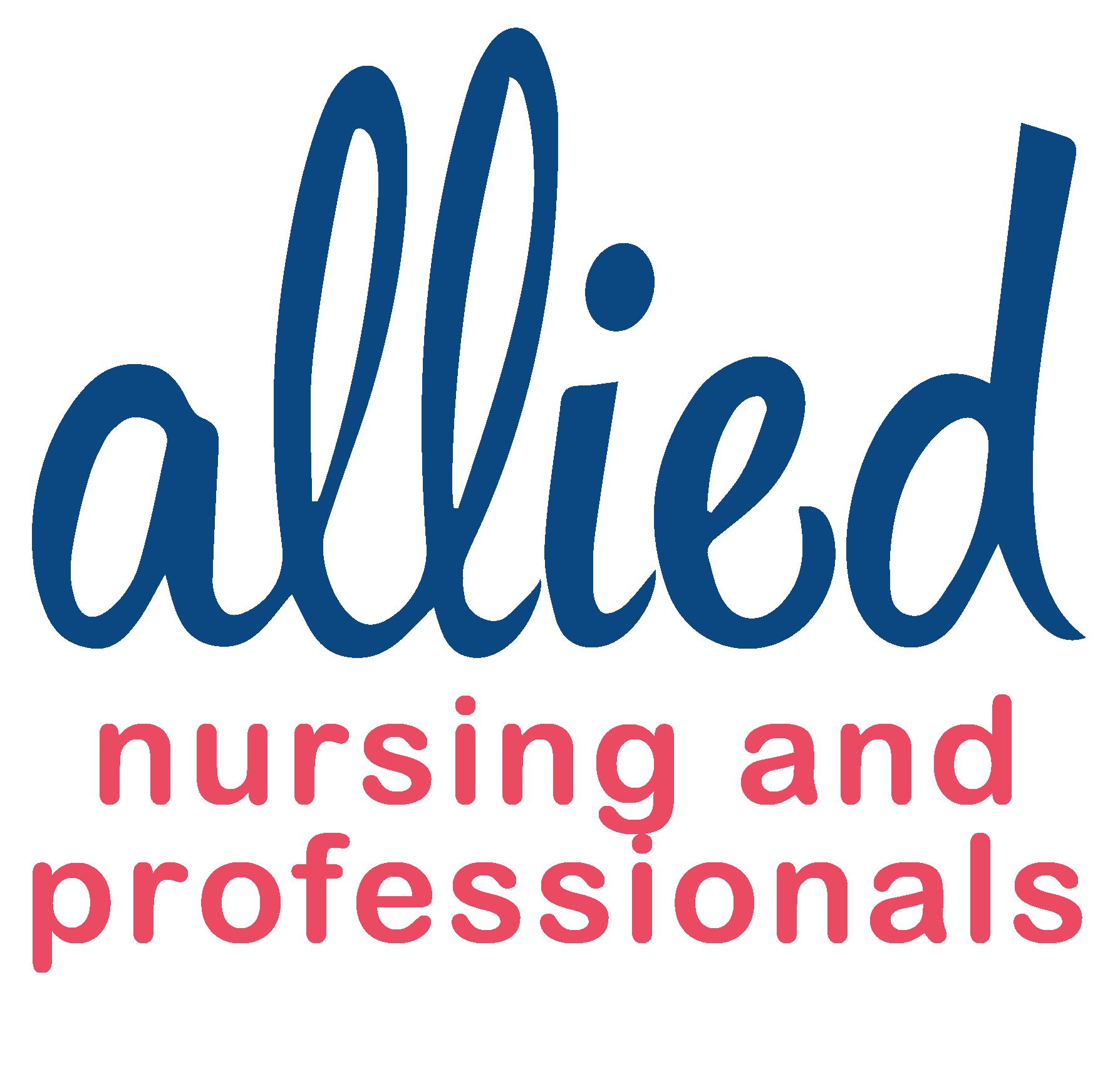 Allied Health Professions: Allied Health Medical Symbol